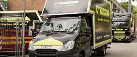 Erhvervsflytning - CT Flyt & Service