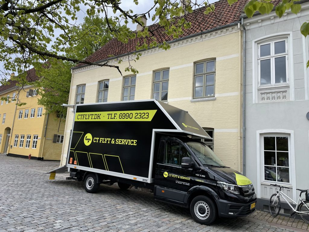Flyttefirma Aarhus V