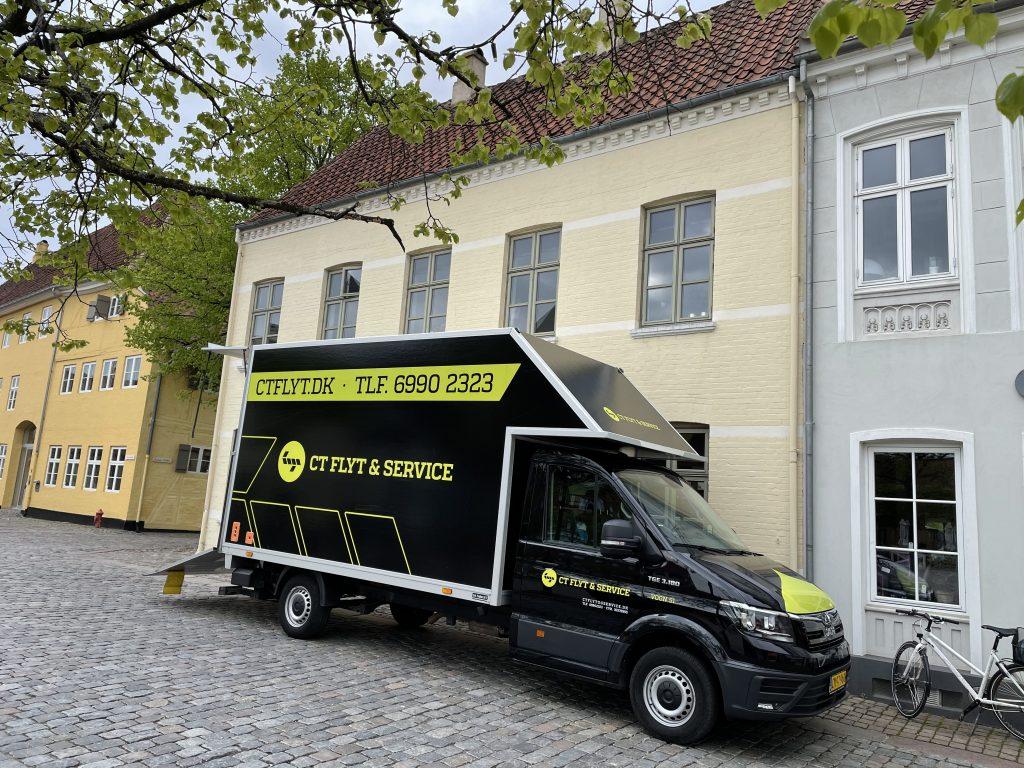 Flyttefirma Højbjerg
